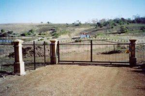 gates-sliding