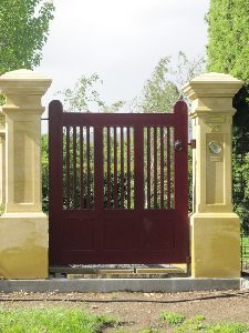 pedestrian-gate-custom