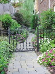 pedestrian-gate-wrought-iron