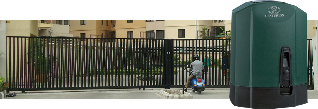 Centsys Sliding Gate Motor D10 Amp D10 Turbo Fence And